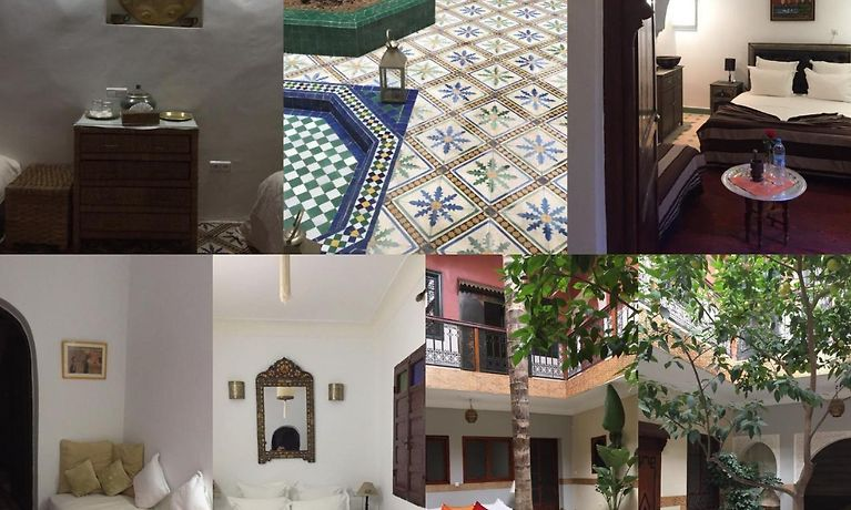 Riad Etoile Du Sud Et Spa Marrakesh